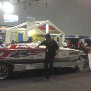 Rick Kelly boat